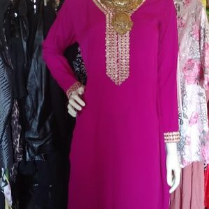 Bali inspired long tunic